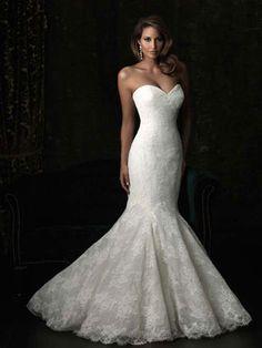 mermaid wedding dress. BEAUTIFUL