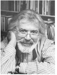 Michael Ende (German writer of fantasy and children's fiction. He is best known for his epic fantasy The Neverending Story)