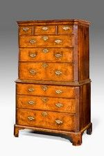 Chest on Chest - Windsor House Antiques