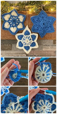 Learn How to Crochet Brioche Six Point Star Ornament. Christmas is around the corner and even if it's going to be different this year because of the pandemic, there's still some time to get prepared. These beautiful stars can be great stocking fillers, additional small gifts decorations on your Christmas Tree or a bunting: the possibilities are endless!