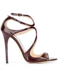 e2cf1ced107d JIMMY CHOO  Lance   Sandals.  jimmychoo  shoes  sandals Ankle Strap