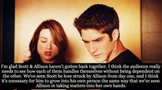 Yes, but i still hope they get together eventually