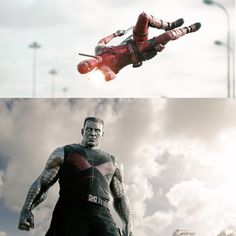 Just EPIC !!! Deadpool Colossus