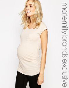 New Look Maternity Pocket T-shirt