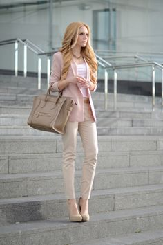 Neutrals and pastels