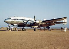 L.749 Constellation, Fort Lamy, 1953-1954