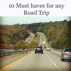 To view this post visit http://kevineberle.com/10-must-haves-for-any-road-trip/ #Roadtrip #travel #driving