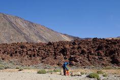 Trekking Teide #gosharetenerife #travel