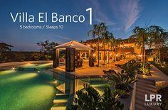 Villa El Banco 1 at El Banco Estates, Punta de Mita - LPR Luxury International