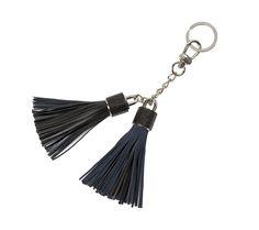 Keychain Double Black