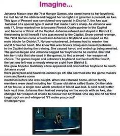 FEELS FEELS FEELS!!!!!JOHANNA!!!! <-- WHO WROTE THIS?!?!?!?!?!?!?!?!?! AND WHERE ARE THEY??? I NEED TO KICK THEM IN THE KNEECAP!!!!!!!!!!!
