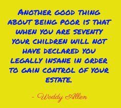 Woddy Allen #famous #quotes