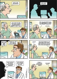 Doonesbury - Hard to believe there are still climate change deniers out there!