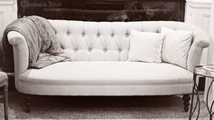 Candace Sims Photography | Chicago | Northwest Suburbs | Sarah Seven Bridal | Boutique | Couch | Decor |