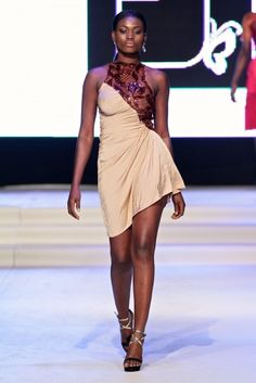 Ejiro Amos Tafiri Showcase Port Harcourt Fashion Week 2014 - Bellanaija - September2014 (6)