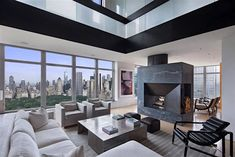 Bohemian Lifestyle Penthouse in Manhattan, NYC » Design You Trust – Design Blog and Community