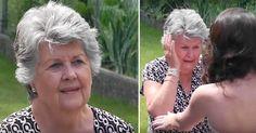 Nastolatka pokazuje sukienkę na studniówkę. Gdy babcia dostrzega jej krój, wybucha płaczem!