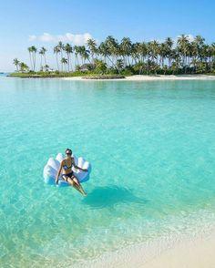 The Maldives Island - Cheval Blanc Randheli Island