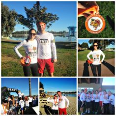 Coronado Turkey Trot via A Lady Goes West and weekly workouts http://aladygoeswest.com/2014/12/01/running-crowded-turkey-trot-workouts/