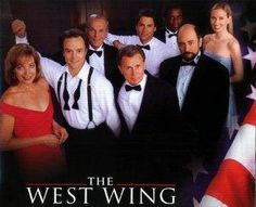 The West Wing - love love love!!