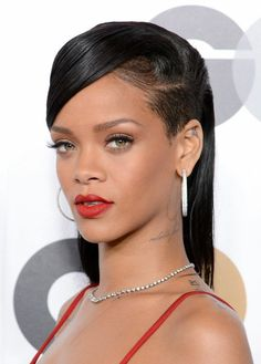 Rihanna GQ love the undercut