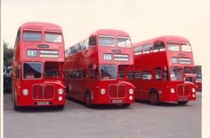 Blue Bus, Red Bus, Stafford Uk, Model Railroader, City Of Birmingham, Routemaster, Double Decker Bus, Bus Coach, Busses