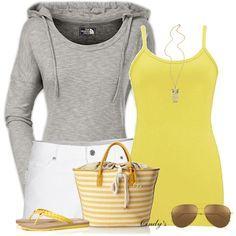 Yellow Cami