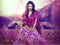 Indian Fashion | Anita Dongre | Jaipur Bride 2013 Campaign | Indian Bridal