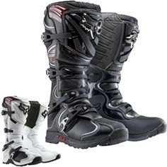 2014 FOX Comp 5 Motocross Boots