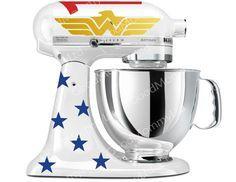 wonder woman kitchenaid mixer for sale - Google Search
