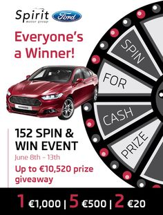 Spirit Ford - Everyone's a winner! Prize Giveaway, Spinning, Ford, Spirit, Hand Spinning, Indoor Cycling