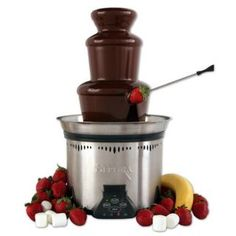 The Sephra Elite Home Fondue Fountain is the Best Suitable Accessory for all Fondue Lovers and Home Entertainers.