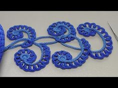 Как вязать цветок. УРОК ВЯЗАНИЯ.Вязаные крючком цветы. How to crochet flower - YouTube