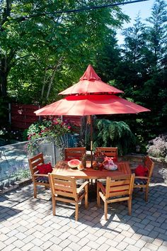 Pagoda Patio on Pinterest Outdoor Outdoor Fireplaces