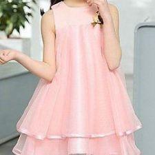 Patrón Para Hacer Un Vestido Infantil Baby Dress Patterns Party Fashion Dress Patterns