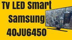 Televizor LED Smart Samsung 102 cm 40JU6450 UHD - Samsung 40JU6450 Hd Samsung, Led, World, Youtube, The World, Youtubers, Youtube Movies