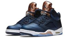 7426161421 Authentic Air Jordan 5 Retro Obsidian White-Metallic Red Bronze-Bright  Grape Cheap Sale Online