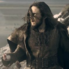 "Athelstan - Tyr  (George Blagden confirmed this one on twitter.) Brave and never deceitful, Tyr's name means ""god"" and he represents justice and honor.  He had taken care of Fenrir, hand-feeding him before the wolf grew so large that the gods decided he must be tied up.  Tyr lost his hand when he put it into Fenrir's mouth as a sign of goodwill as the other gods bound the wolf with a magical restraint."