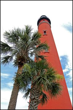 Ponce Lighthouse, Ponce de Leon, Florida