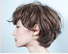 Cut My Hair, New Hair, Short Hairstyles For Women, Cool Hairstyles, Hair Inspo, Hair Inspiration, Medium Hair Styles, Curly Hair Styles, Hair Reference