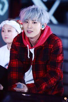 Chanyeol ❤ Oppa 💙👀 Exo ✌ Exo_k Kaisoo, Chanbaek, Exo Ot12, Exo Chanyeol, Kyungsoo, Seoul, Jimin, Kim Jong Dae, Dream Concert