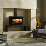 Fireplace+Heat+Shield+Protects+Fireplace+Walls+And+Radiates+Extra+Warmth