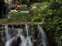 rainforest massage? in Fiji? Yes, please. Day 2.