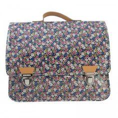 Small schoolbag flower