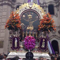Señor de los Milagros, Lima Peru.