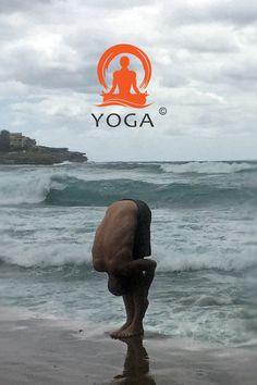 #BrightLightYoga #Yoga #Bondi #Uttanasana #StandingForwardBend