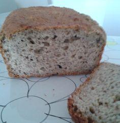 aprenda a receita de um pão de chia sem glúten
