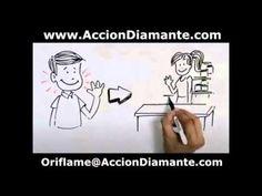 http://www.AccionDiamante.com Prueba el Poder de Una Sonrisa Oriflame, Te Quedaras Sorprendid@ escribenos a Oriflame@AccionDiamante.com comienza hoy a triunfar participa de Oriflame? INSCRIBETE DEJANDO TUS DATOS EN: http://www.AccionDiamante.com/registro tambien puedes ver el catalogo en: http://mx.oriflame.com/products/catalogue-viewer.jhtml?per=201302 Oriflame, oriflame mexico, oriflame chile, oriflame ecuador, oriflame colombia, oriflame peru, oriflame España, oriflam