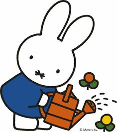Ever wondered what Miffy looked like back in the Here's a TBT from She may look a little different, but she'll always be our favorite bunny! Baby Club, Back In The 90s, Pocket Edition, Miffy, Happy Earth, Japanese Poster, Kid Character, Water Conservation, Spring Is Here