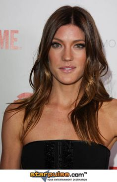 Jennifer Carpenter- Thinking this will be my next hair color.